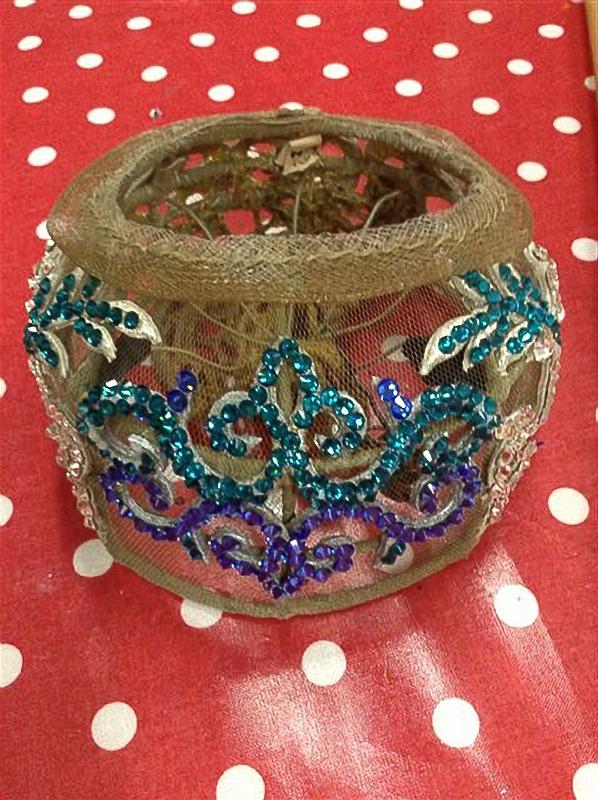 2014 Strictly Ballroom Head Cage