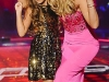 2014 Delta Goodrem's pink gown for The Voice Kids Grand Final