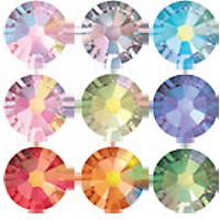 Diamantes - Flatback non-hotfix (Swarovski)
