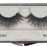 Diamante eyelashes